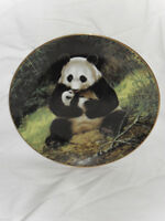 COLLECTOR PLATES PANDA LEOPARD BANFF MONTREAL OTHERS
