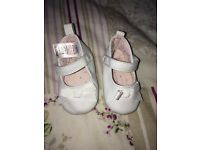 Next Baby shoes - 2pairs age 3-6 month and other age 0-3 month