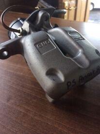 Passat b6 passenger electronic brake caliper