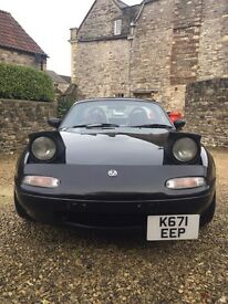 1993 Mazda mx5 S-LTD 130km