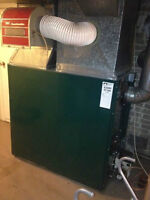 Warm Air Furnace - 2012 - used only 1 year