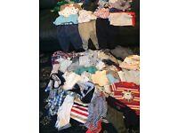 Bundle of boys clothes size 6-9months