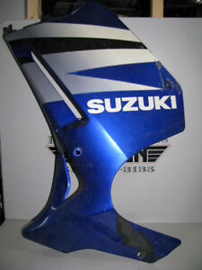 Carénage latérale Suzuki GS500F 2004 - 2009 side cowling panel