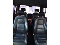 Audi TT front seats