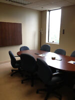 FREE RENT - Partial or Complete Trade for Office Space Available