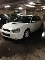 Subaru sti 2005