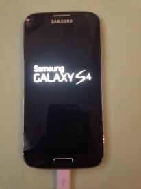 Galaxy s4 crack in screen read info!!