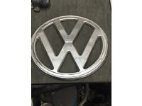 Large VW badge