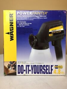 NEW Wager Power Paint Sprayer and Job Mate Roto Tool