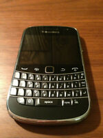 Wind or Mobilicity BlackBerry Bold 9900 8GB Black - READY TO GO!