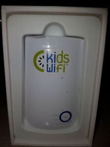 Kids WIFI - Protect your kids from inappropriate screen time