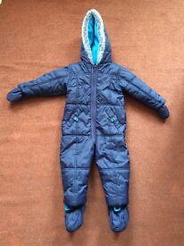 12-18 Months snow suit