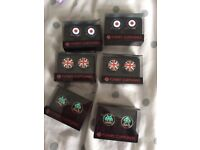Cufflinks BNIB various designs