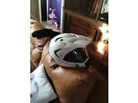 Enduro helmet