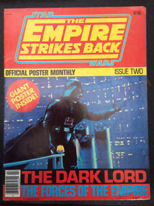 Star Wars The Empire Strikes Back Official Poster Monthly Issue