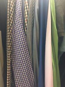 Men's dress shirts - gently worn, some new