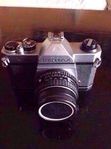 K1000 Pentax Camera