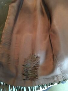 Genuine Buckskin Winnipeg Leather Jacket Strathcona County Edmonton Area image 4