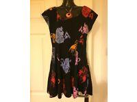 Mini dress/long top