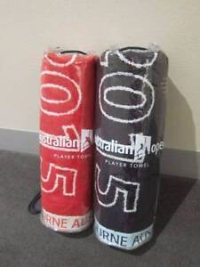 2 NEW Sheridan 76x150cm Towels Aussie Open 2015 for $30 Sydney City Inner Sydney Preview
