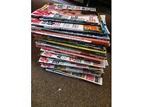 Fitness Magazines