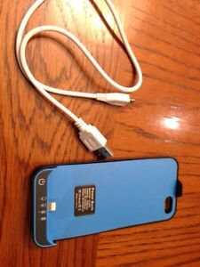 Charging Case for the IPhone 5 and 5S London Ontario image 1