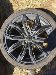 """Set of four Westlake Tires (225/45 R18) with rims (RTX 18"""")"""