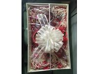 Fabulous ladies Strawberry Body Shop Gift Set ideal for Christmas or birthday