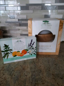 Nuvo Essence Diffusers and Essential Oils