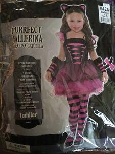 Kitty Ballerina size 3-4