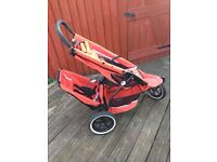 Phils & teds double buggy