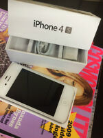 IPHONE 4S 16GB CARRIER ROGER ,EXCELLENT CONDITION