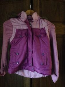 Children's Outdoor clothing size 4-6