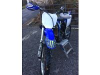 Yamaha yzf250 not kx Cr rm