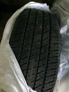 4 Firestone all season tires