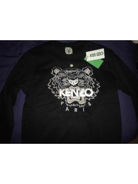 ec794a6ca Kenzo Jumper - Black/Silver   in Hamilton, South Lanarkshire   Gumtree
