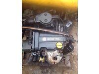 Corsa c 2003 (53) 1.0 z10xe good strong engine 50k 07594145438