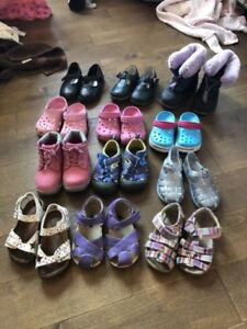 Size 7 Toddler Girls Shoes