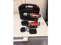 Black n Decker 2 speed Hammer Drill