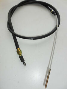 VOLKSWAGEN JETTA GOLF 1989-1992 PARKING BRAKE CABLE W/DISC