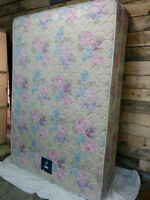 Double Mattress and Boxspring - Delivery Available
