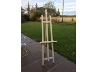 Large Easel (wedding, artist, party) excellent condition