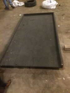 Bed pull out long box pick up