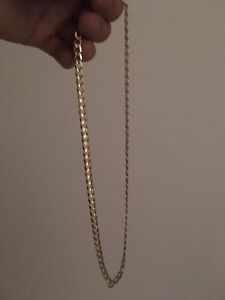 Selling 10k men's gold necklace  London Ontario image 3