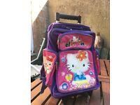 Children's travel bag