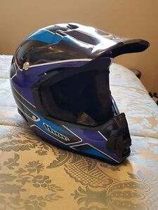 Dirt Bike or Quad Helmet