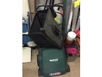 Qualcast Elan 32 electric mower Surrey KT4 £15