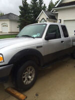 PARTING OUT 2007 FORD RANGER FX4 w/ 135000 km.