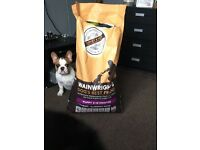 Puppy food! (Puppy not included)