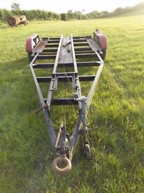 Twin Axle Boat Trailer 3.7 Tonnes